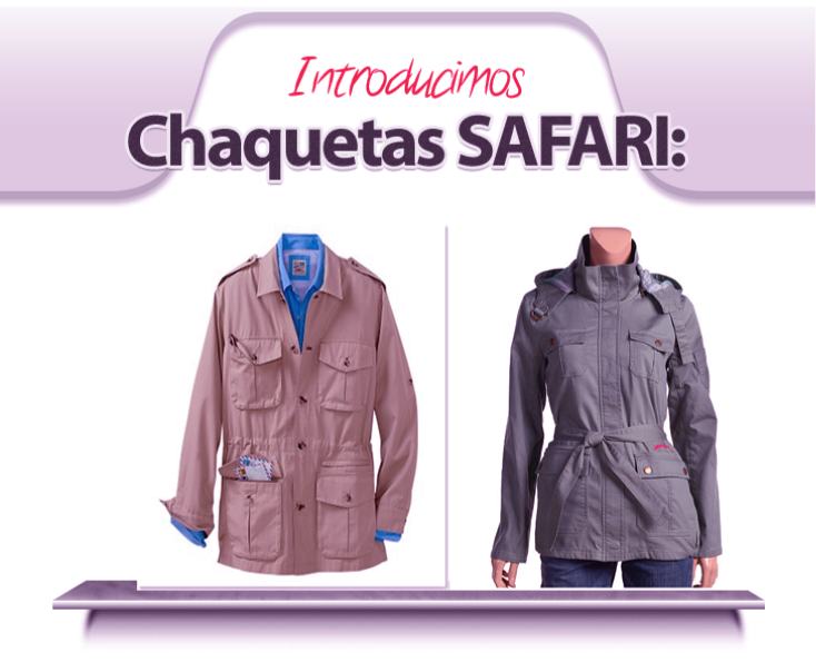 safari3 Patronaje Total