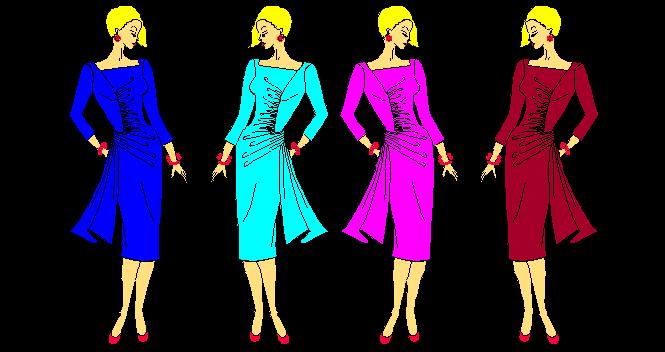 vdrap Vestidos Drapeados