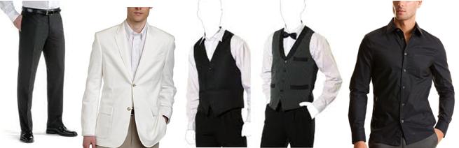 Moldes para confeccionar las prendas clásicas de vestir de caballero
