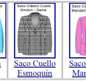 Sacos clasicos II